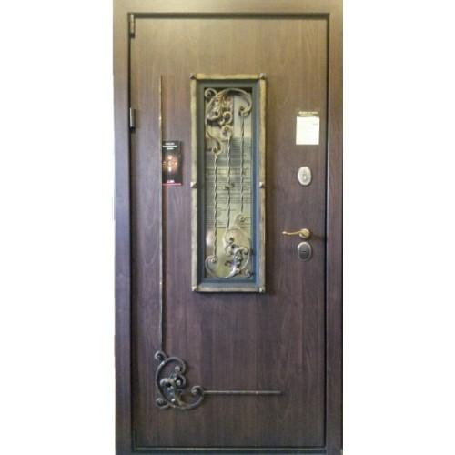 """Входные двери в Сочи """"Армада Диамант с ковкой"""""""