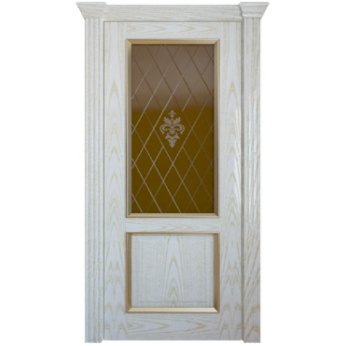 """Межкомнатные двери в Сочи """"Мальта(багет)"""". Фабрика """"ЭЛЬБРУС"""""""