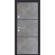 """Входная дверь """"Porta M П50.П50 Dark Concrete/Глянец"""""""