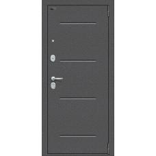 """Входная дверь """"Porta S104/К32 Антик Серебро/Bianco Veralinga"""""""