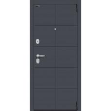 """Входная дверь """"Porta S10.П50 Graphite Pro/Virgin"""""""