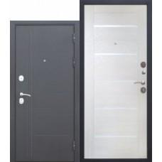 """Входная дверь """"10см Троя серебро"""""""