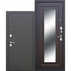 """Входная дверь """"Царское зеркало Муар"""""""