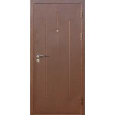 """Входная дверь """"Стройгост 7-1 (металл/металл)"""""""