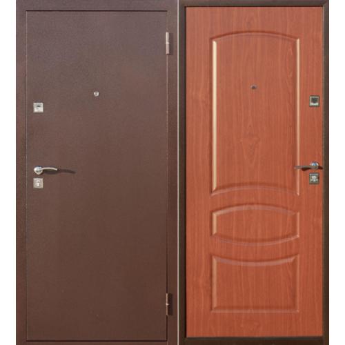 """Входные двери в Сочи """"Стройгост 7-2 венге,итальянский орех"""""""